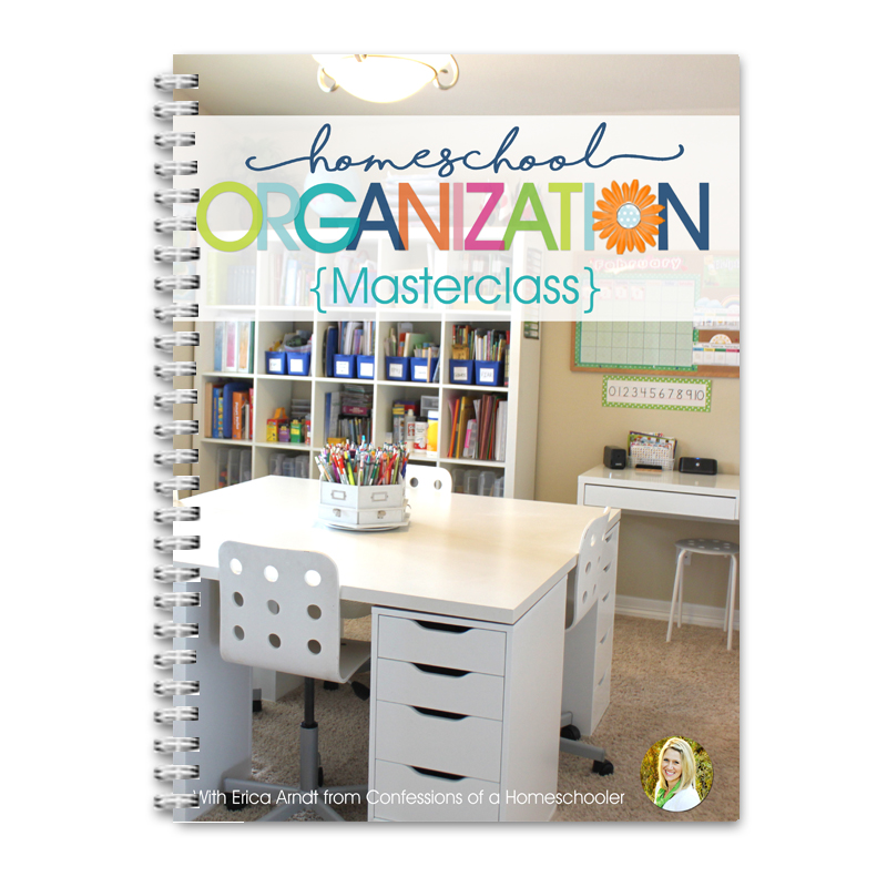Homeschool Organization Course Spiral